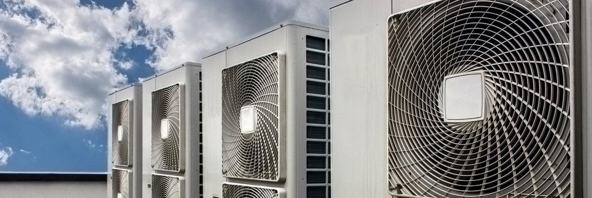Klimaanlagen im Freien